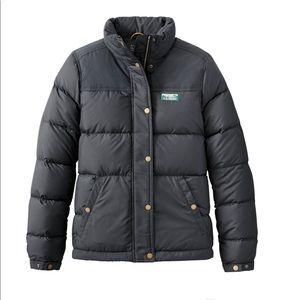 LLBean Black Mountain Classic Down Jacket